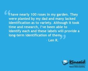 Len R