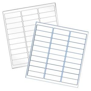 Sheet Labels 300