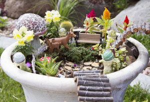 Identifying Flowers and Green Plants to Create Your Very